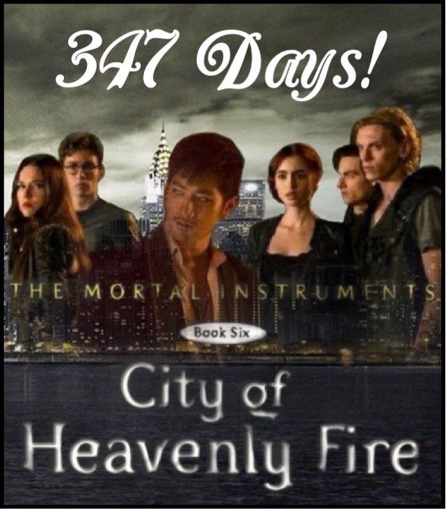 city of heavenly fire pdf file