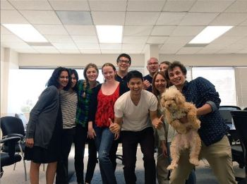 harry shum jr and writers