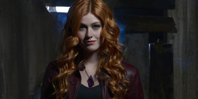 EXCLUSIVE: An interview with Shadowhunters star Katherine McNamara